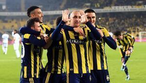 Fenerbahçe yarı finalde Beşiktaşın rakibi oldu İşte maçın özeti ve golleri