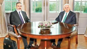 Başbakan Almanya'da Zeytin Dalı'nı anlatacak