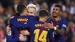 Barcelona Kral Kupasında finalde