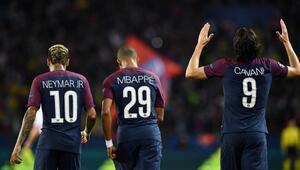 Fransa Ligue 1'de haftanın en güzel asistleri