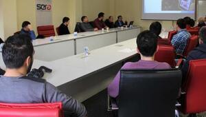 Erciyes Teknoparkta tecrübe paylaşım semineri