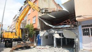 Bursa'da kaçak yapılaşmaya 'Yıldırım' müdahale