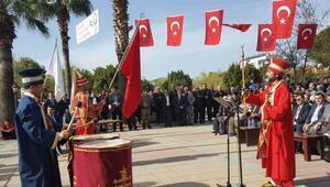 Ortacada, Afrin için mehterli destek