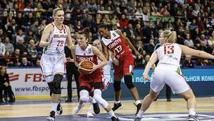 A Milli Kadın Basketbol Takımından 3te 3