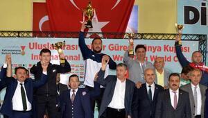 Türkiye, Şalvar Güreşinde dünya şampiyonu oldu