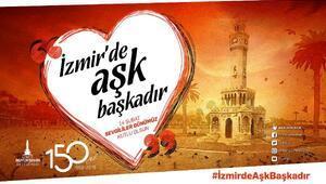 İzmirde danslı ve konserli 14 Şubat
