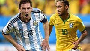 Messiden, Neymar sorusuna şok cevap