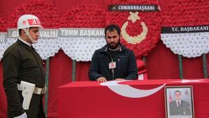 Şehit Uzman Onbaşı Hamza Karacaoğlu, Giresunda toprağa verildi