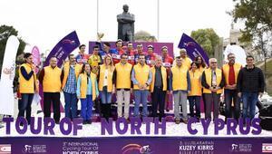 Kuzey Kıbrıs Bisiklet Turu tamamlandı