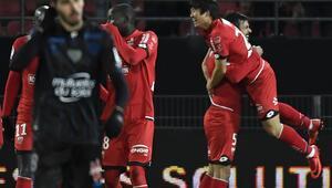 Dijon 3-2 Nice (ÖZET)
