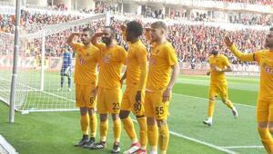Eskişehirspor - Akın Çorap Giresunspor: 3-1