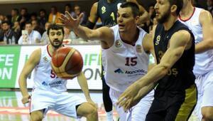 Gaziantep Basketbol - Fenerbahçe Doğuş: 90 - 95