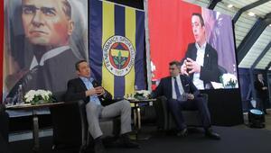 Ali Koç, Büyük Kulüpte Fenerbahçelilerle buluştu