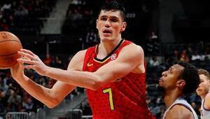 İlyasovadan Pistonsa karşı 19 sayı