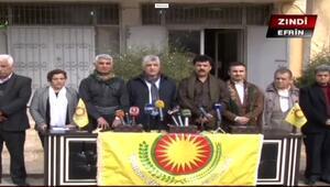 Barzani vazgeçmiyor.... Teröre açık destek