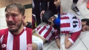 Yeni Çansporlu futbolculara saldırı TBMMye taşındı
