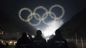 Intelden Kış Olimpiyatlarında drone rekoru