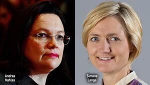 Schulz'un yerine bir kadın aday daha