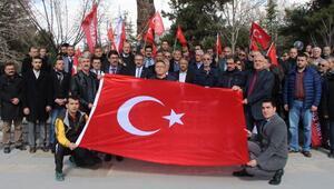 Kamu-Senden Mehmetçiğe destek