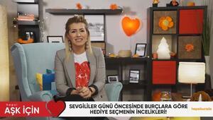 Sevgililer Günü öncesinde Aygül Aydın, burçlara hediye seçmenin inceliklerini anlatıyor