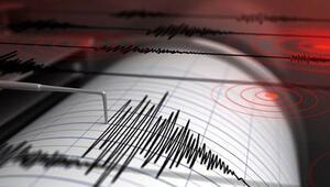 Manisa'da 6 dakika arayla 2 deprem