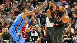 Cavaliers toparlanıyor Üst üste 4. galibiyet...