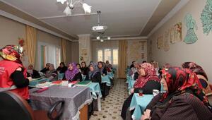 Osmaniyede Kuran kursu kursiyerlerine eğitim