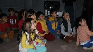 Gazipaşalı çocuklar Gezegen Evini sevdi