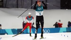 Kış Olimpiyatlarında kombine bireysel yarışında altın madalya Almanyanın