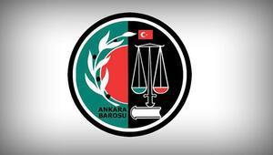 Ankara Barosu karıştı... Türkiye ifadesi kavgası