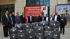 Toroslar Belediyesi'nden, Mehmetçiğe destek