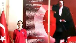 Ortaokul öğrencilerinden Mehmetçike destek