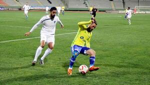 Şanlıurfaspor - Konya Anadolu Selçukspor: 0-2