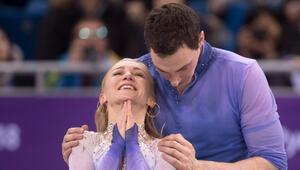 Altın madalya Savchenko ve Massotun