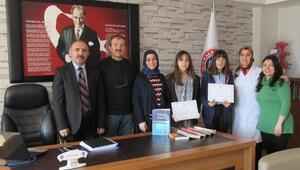 Kırıkkale Fen Lisesine 2 ödül
