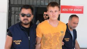İncirlik Üssüne drone ile saldırı planlayan Rus terörist Kuytulun sohbetlerine katılmış
