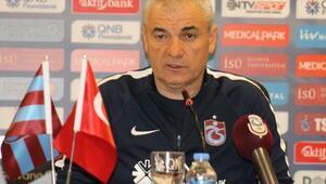 """Trabzonspor Teknik Direktörü Çalımbay: """"Kötü değil, şanssızız"""""""