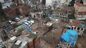 Havadan Fotoğraflarla// İstanbulun tarihi semtlerinden Süleymaniyede yenileme başlıyor