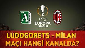 Ludogorets - Milan maçı hangi kanalda saat kaçta