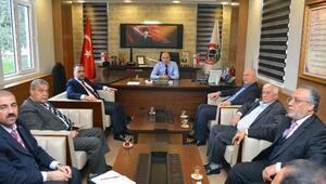 TSK Vakfı'na yardım toplantısı düzenlendi
