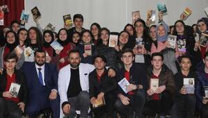 Şırnaklı öğrencilerden Rizeye kardeşlik kitapları