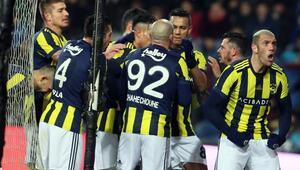 Fenerbahçe, Aytemiz Alanyasporu konuk ediyor