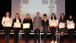 Genç Kadınların Yaratıcı İş Fikirleri ödüllendirildi