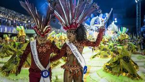 Brezilyanın karnaval şehri: Rio