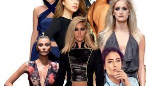 Türk top modeller Baküye çıkarma yapıyor