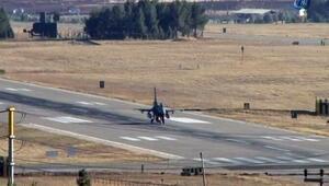 İzmirde askeri eğitim uçağı düştü