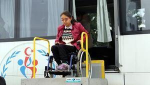 Engellilere atlı terapi
