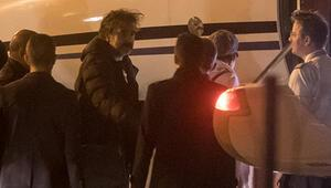Deniz Yücel serbest Özel uçakla Almanya'ya döndü
