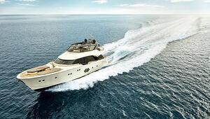 Her yıl 200 tekne satıyoruz
