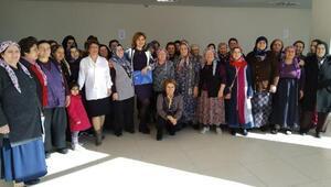Yenimahalle'de 'Kadın ve Hukuk' konuşuldu